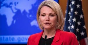 ABD'den Türk heyetiyle yapılan görüşme sonrası açıklama