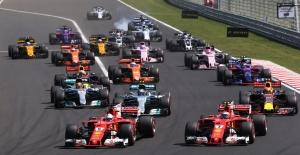 Belçika'da zirve Vettel'in