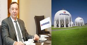 """İpragaz CEO'su Aratay:  """"Türkiye'de yatırımlarımıza hızla devam ediyoruz"""""""