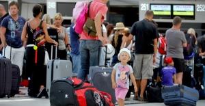 Antalya, 11 milyon turisti ağırladı