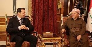 Barzani ile McGurk, Irak'ta yeni hükümet arayışlarını görüştü