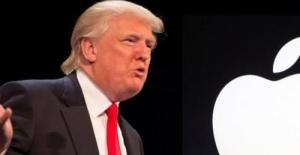"""Trump'tan Apple'a """"ABD'de üretim"""" çağrısı"""