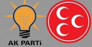 AK Parti - MHP ittifak görüşmeleri başladı