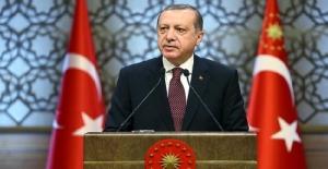 Cumhurbaşkanı Erdoğan'da Cumhuriyet Bayramı mesajı