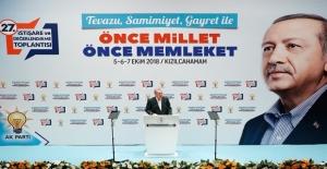Cumhurbaşkanı Erdoğan'dan ekonomi mesajları