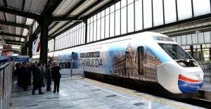2019'da 2 yüksek hızlı tren hattı daha açılacak