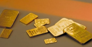Gram altın 215,3 lira oldu