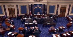 Kaşıkçı cinayetinden Veliaht Prens'i sorumlu tutan tasarı Senatoda