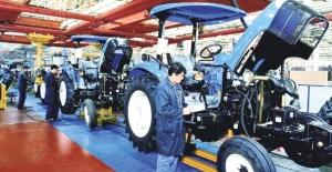 Traktör üretiminde keskin düşüş