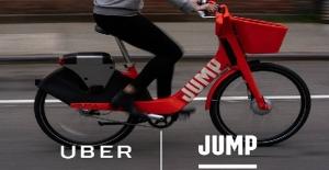 UBER bisiklet işine giriyor