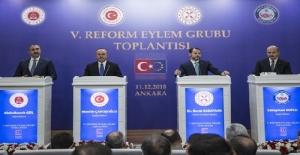 Yargı reformu ocakta duyurulacak