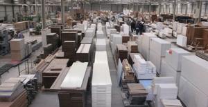 6 günde 1,2 milyar dolarlık mobilya ihracatı