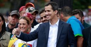 'ABD, Venezuela'nın petrol gelirlerinin Guaido'ya gitmesi için çalışıyor' iddiası