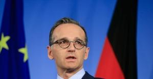 Almanya, Venezuela'da erken seçim ilan edilmezse Guaido'yu tanıyacak