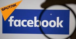 Facebook'tan Sputnik bağlantılı hesaplara müdahale