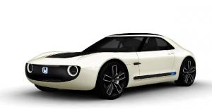 Honda, Cenevre'de Urban EV'nin dünya tanıtımını yapacak