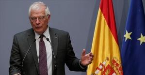 İspanya Dışişleri Bakanı Borrell: İspanya ve AB Venezuela'ya askeri müdahaleye karşı