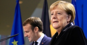'Merkel ve Macron tarihe adlarını yazdırma peşinde'