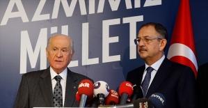 MHP Genel Başkanı Bahçeli: Yıldırım'ın istifa kararı erdemli bir davranıştır
