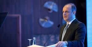 TCMB Başkanı Çetinkaya: Enflasyonun 2019 sonunda yüzde 14,6 olacağı tahmin ediliyor