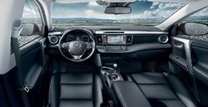 Toyota RAV4 tamamen yenilendi