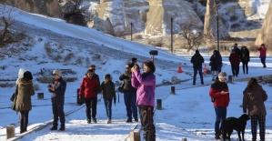 Turizmde 2018 ziyaretçi rekoru