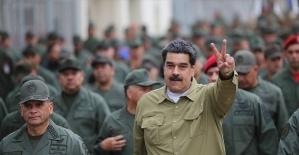 Venezuela Devlet Başkanı Maduro: ABD, Libya ve Irak'ta yaptığını Venezuela'da yapmaya çalışıyor