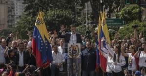 'Venezuela'da Guaido'nun yaptığı kabul edilebilir değil'