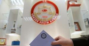 YSK'nin yerel seçime ilişkin kararı Resmi Gazete'de