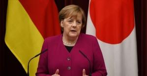 Almanya Başbakanı Merkel: Brexit'in yeniden müzakereye açılması gündemde değil