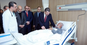 Bilkent Şehir Hastanesi hasta kabulüne başladı