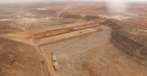 Cibuti'nin suyu 'Dostluk Barajı'ndan akacak