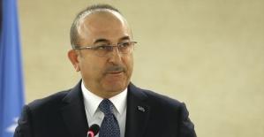 Dışişleri Bakanı Çavuşoğlu: AB liderliğinin Sisi ile aynı yerde olması ikiyüzlülüktür