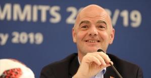 FIFA Başkanı Infantino: VAR Türkiye'de olumlu oldu diye düşünüyorum