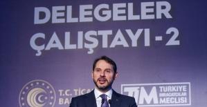 Hazine ve Maliye Bakanı Albayrak: Yeni başarı hikayesini hep beraber yazacağız