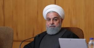 İran Cumhurbaşkanı Ruhani: Bölgedeki teröristler yabancı güçlerin desteğini alıyor