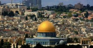 İsrail'den Türk vatandaşlarına Kudüs'ü ziyaret engeli