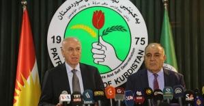 KDP ve KYB arasında anlaşma sağlandı