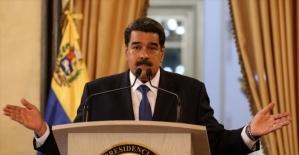 Maduro'dan ABD yönetimine 'Ku Klux Klan' benzetmesi