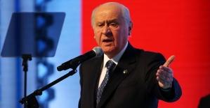 MHP Genel Başkanı Bahçeli: 31 Mart'tan Cumhur İttifakı zaferle çıkmalıdır
