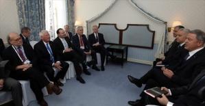 Milli Savunma Bakanı Akar: Bölgenin emniyeti Türkiye tarafından sağlanmalı