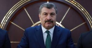 Sağlık Bakanı Koca: Vatandaşımızı asla ilaçsız bırakmak istemiyoruz