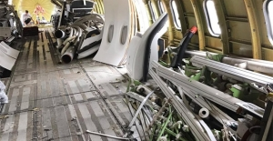 Sökülen uçaklar ekonomiye kazandırılacak