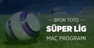 Süper Lig'de 23 ve 24. hafta maçlarının programı açıklandı