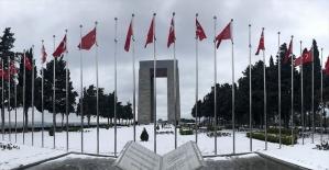 Tarihi yarımada 'Eşsiz zafer'in 104. yıl dönümüne hazırlanıyor