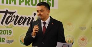 Tarım ve Orman Bakanı Pakdemirli: Türkiye tarım ürünleri konusunda net ihracatçı konumundadır