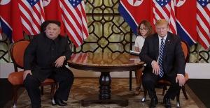 Trump-Kim zirvesinde anlaşma sağlanamadı