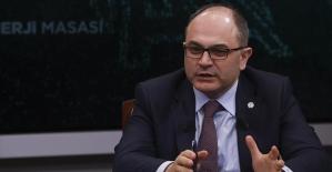 TÜREB Başkanı Ataseven: Ekonomik dalgalanmaya rağmen rüzgardaki büyüme sevindirici