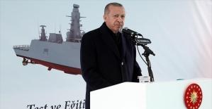 'Türk gemicilik sanayi son 16 senede yeniden şaha kalkmıştır'