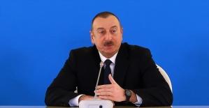Azerbaycan Cumhurbaşkanı Aliyev: Azerbaycan'da yeni reformlar yapılacak